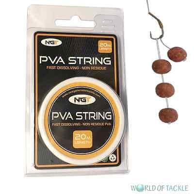 PVA Tape String Carp Fishing 20 metres Fast Dissolving