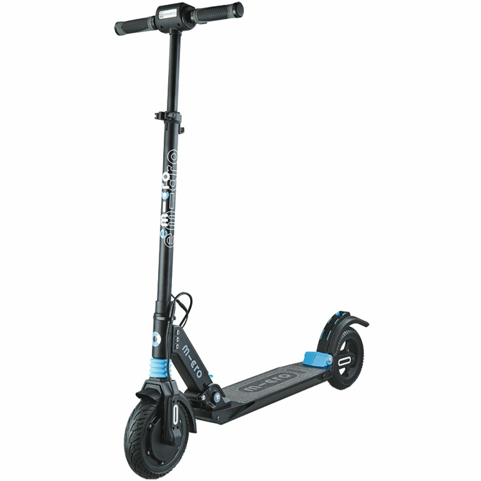 Micro  e-micro Merlin x4 scooter electroscooter Elektro-Roller e-scooter nuevo  conveniente