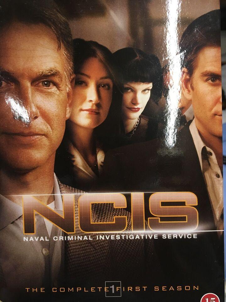 CSI, DVD, krimi