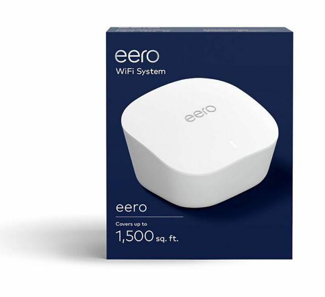 eero Single Unit Wi-Fi Router J010111 BRAND NEW SEALED!!