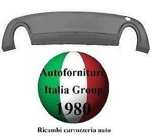 PARAURTI POSTERIORE INFERIORE NERO 2 FORI ALFA ROMEO GIULIETTA 10/> 2010/> MARELLI
