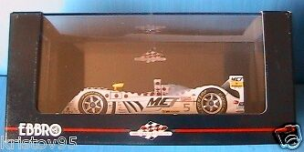 DOME S101 MUGEN  5 2005 24 HEURES LE MANS EBBRO 1 43 HOURS RACE JAPAN
