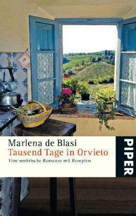 Tausend Tage in Orvieto von Marlena De Blasi (2009, Taschenbuch)