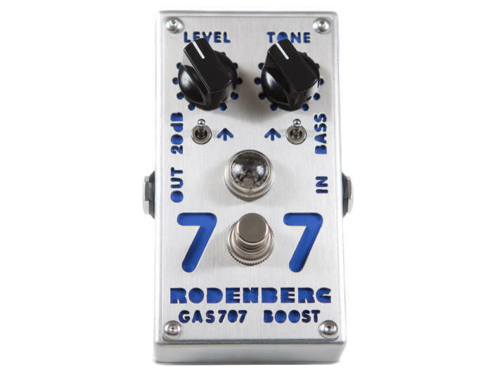 Rodenberg Amplification GAS 808 NG Overdrive, Made in Germany