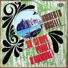 BOSELLI UMBERTO E LA SUA CHITARRA SO' SEMPE PAROLE D'AMMORE LP ITALY MINT
