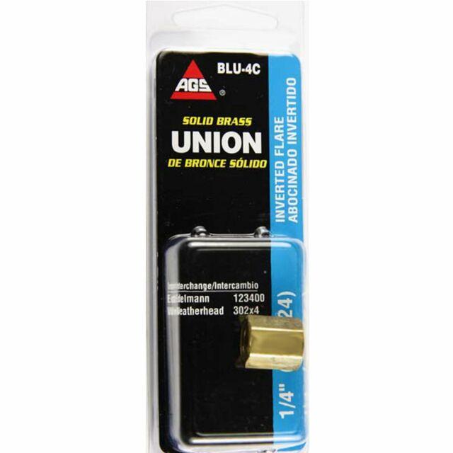 AGS BLU3 Brake Line Unions 10 Bx