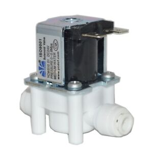 24VDC-1-4-034-Hose-quick-connection-NC-Plastic-Electric-Solenoid-Valve-RO-water
