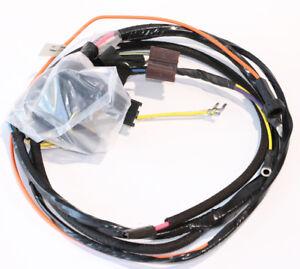 69 camaro nova engine wiring harness v8 with factory console gauges rh ebay com 69 Chevelle 69 Chevelle