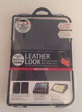 Tunewear LeatherLook Case for iPad mini - Navy - NEW