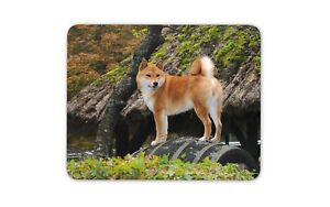 Cute Shiba Inu Dog Mouse Mat Pad  Japanese Cute Puppy Fun Gift Computer 8798 - Selby, United Kingdom - Cute Shiba Inu Dog Mouse Mat Pad  Japanese Cute Puppy Fun Gift Computer 8798 - Selby, United Kingdom
