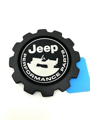 Jeep Performance Parts >> 2018 Jeep Wrangler Jeep Performance Parts On Gear Shaped Background Mopar New Ebay