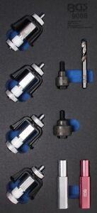 BGS Werkzeug Einparksensoren Halter Parksensorhalter Einparkhilfe PDC Einbau Set
