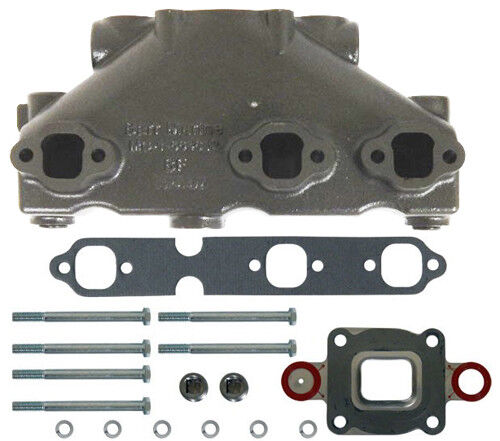 USA Replaces 864612T01 V-6  Exhaust 4.3 Mercruiser  Dry Joint Exhaust Manifold