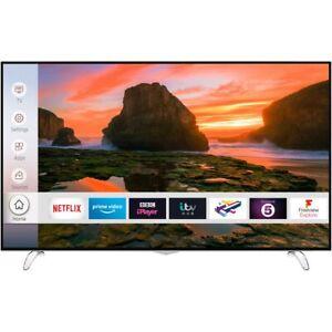 Techwood 65AO8UHD O8UHD 65 Inch 4K Ultra HD A+ Smart LED TV 3 HDMI