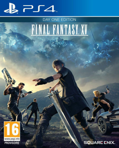 Jeu PS4 FINAL FANTASY XV - Edition Day One