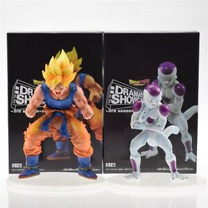 DRAGON-BALL-Z-Figuras-Goku-amp-Freezer-Anime