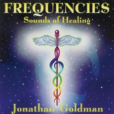 Jonathan Goldman - Frequencies Sounds of Healing [New CD]