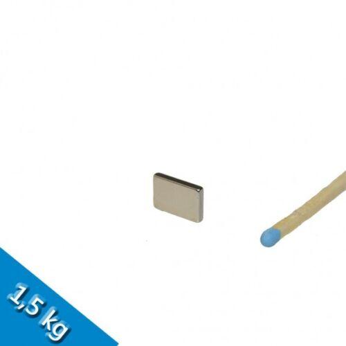 Neodymium Magnet Office Power Self-Adhesive Super Memomagnet