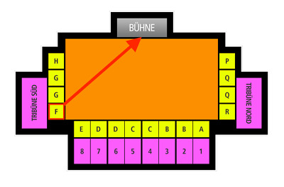 Mönchengladbach Ole 2021 Tickets