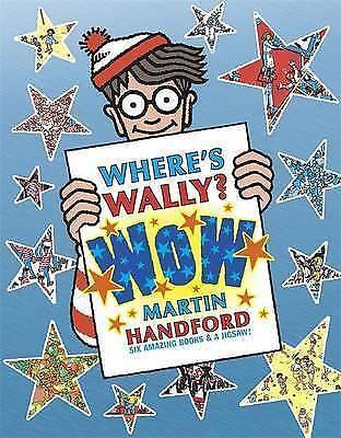 Where's Wally? Wow! Slipcase by Martin Handford (Hardback, 2010)