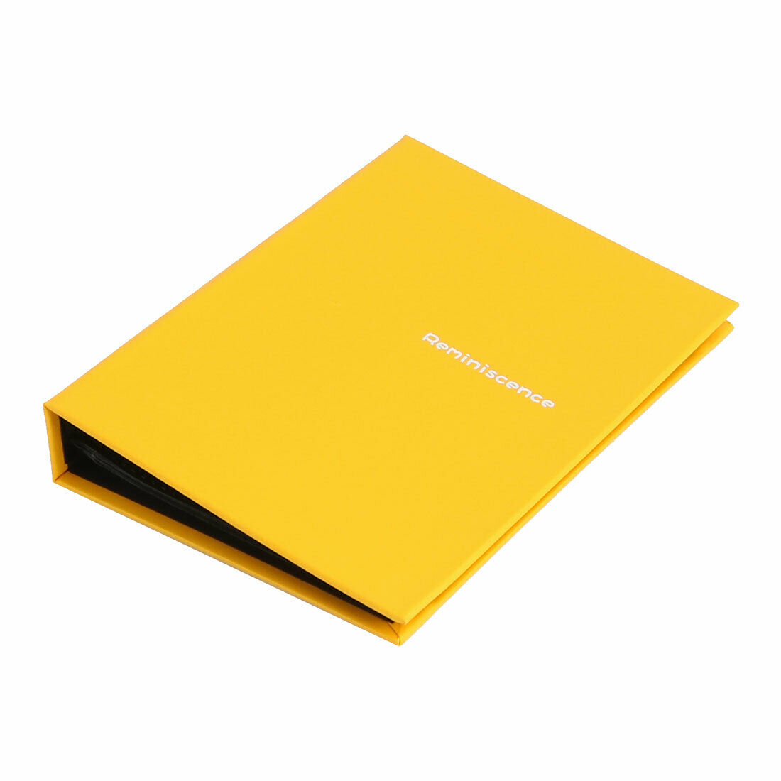 Home Letter Print Memo Collections Holder Cover Photo Album Yellow