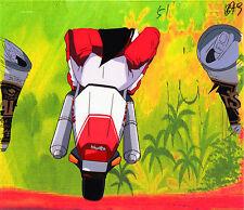 "2Cels Golden Boy Anime: Grog Cans+  Biker Babe, Reiko's ""BIMOTA"" - Lesson 5"