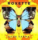 "Roxette Good Karma 12"" LP Orange Limited Ed Vinyl 3rd Jun"