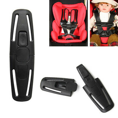 Useful Baby Safety Car Seat Strap Child Toddler Chest Harness Clip Safe Buckle