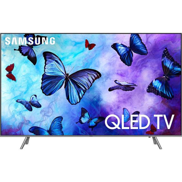 "Samsung QN82Q6FNA 82"" Q6FN QLED Smart 4K UHD TV (2018 Model) - Open Box"