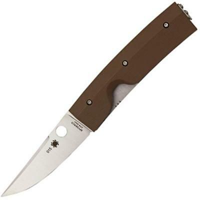 Coltello Spyderco Nilakka Folding Puukko Sc164gpbn Knife Messer Couteau Conveniente Da Cucinare