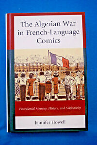 The-Algerian-War-in-French-Language-Comics-Howell-Hardbound