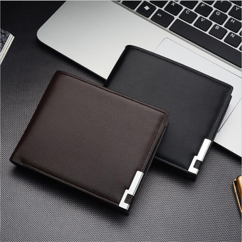 Birthday Folding Short Wallet Card Case Accessories Card Holders AS