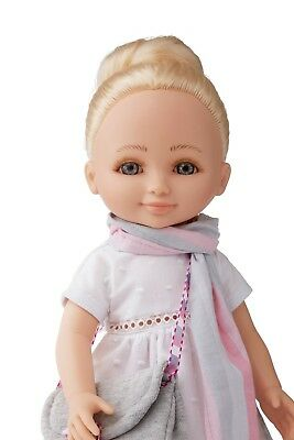 "Avondale Kids 15.5/"" Doll Made in Spain Aneesa"