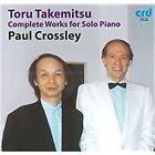 Toru Takemitsu: Complete Works for Solo Piano (2016)