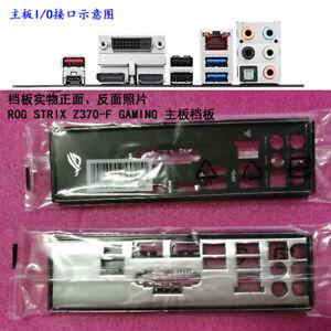 Origina IO I//O Shield Back Plate Blende Bracket for ASUS STRIX Z270E GAMING CA
