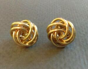14k Yellow Gold Lady S Love Knot