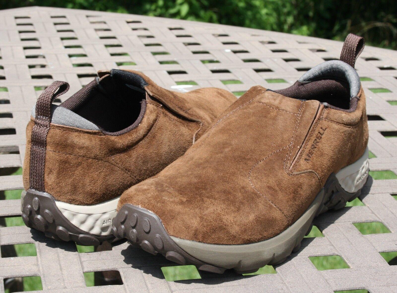 1b58b24b3873c MERRELL AC + US 12 Men's Slip On Shoe Brown JUNGLE MOC nngncu1150 ...