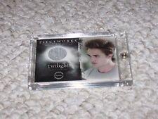Twilight Inkworks Pieceworks Robert Pattinson Edward Cullen PW2 RARE