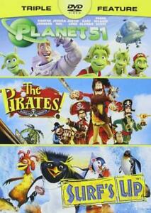 Planet 51 The Pirates Band Of Misfits Surf S Up New Dvd 43396449862 Ebay