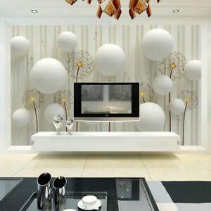Wall Murals Background 3d Wallpaper Creative Modern Home Living Room Wallpapers 691049470888 Ebay