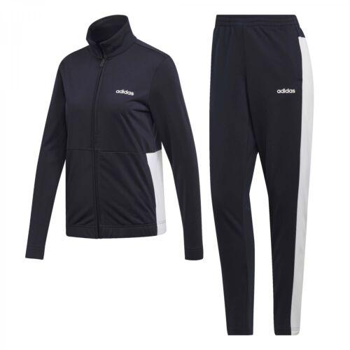 adidas Damen Trainingsanzug WTS Plain Tricot Track Suit