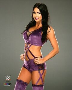 WWE-PHOTO-BILLIE-KAY-WRESTLING-OFFICIAL-8x10-034-PROMO-NXT-PICTURE-IICONICS
