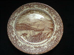 English Ironstone Tableware Ltd Loch Lomond 95 inch Plate - <span itemprop='availableAtOrFrom'>wakefield, West Yorkshire, United Kingdom</span> - English Ironstone Tableware Ltd Loch Lomond 95 inch Plate - wakefield, West Yorkshire, United Kingdom