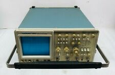 Tektronix Analog Oscilloscope 2465 300mhz 4 Channel With Power Cord