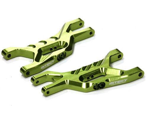 2 for 1//10 Rustler2WD Stampede2WD Billet Machined T3 Front Lower Arm Slash2WD