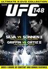 UFC 148 - Silva Vs Sonnen 2 (DVD, 2012, 2-Disc Set)