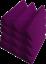 Pro-Pack-Plus-Acoustic-Foam-96pcs-Purple-Grey-wedge12X12x4-034-Soundproof-tiles thumbnail 3