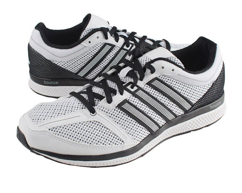 Adidas Mana RC Bounce fonctionnement chaussures B72974 Sneakers courirner Walking blanc