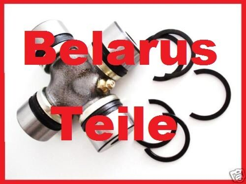 Zapfenkreuz MTS Belarus Gelenkwelle Kreuzgelenk Allrad Traktor Mittellager