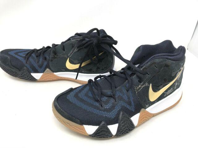 Nike Kyrie 4 943806-403 Pitch Blue